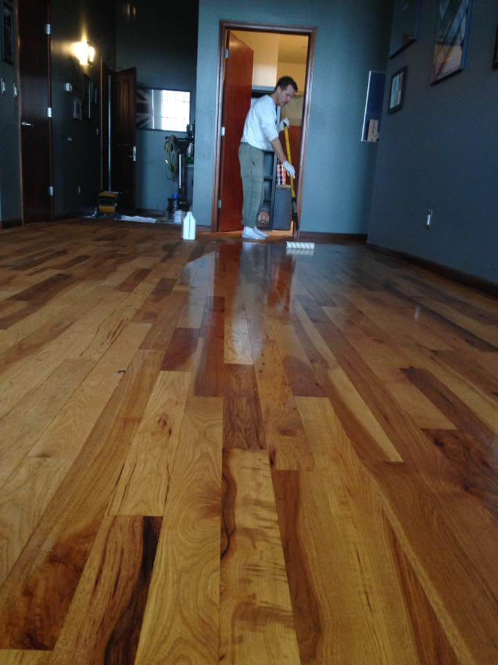 Contractor Hardwood Floor Refinishing ​Ferrysburg MI