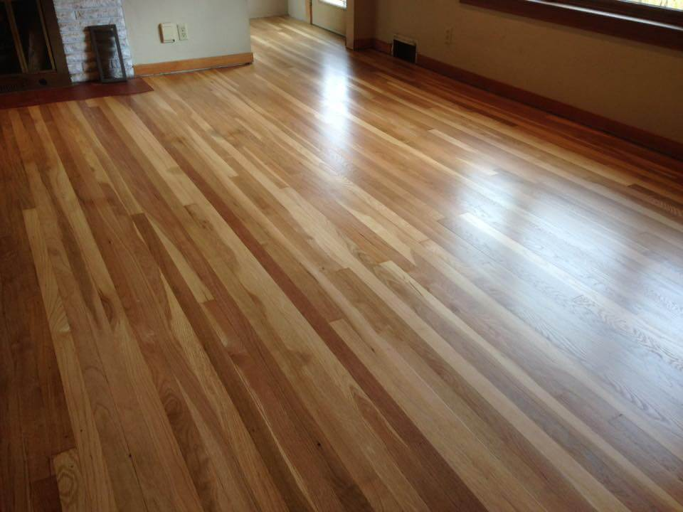 Hardwood Floor Refinishing ​Ottawa County MI