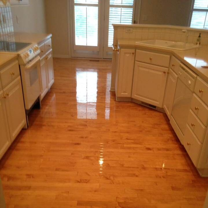 Coating Hardwood Floor Refinishing Zeeland MI